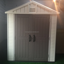 kinying brand fire proof garden shed simple solar house for storage cheap prefabricated house