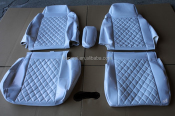 light pvc car seat cover