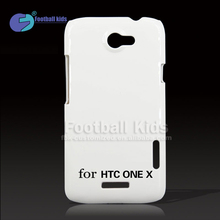 Sublimation 3D+PC blank cell phone/ Printing blank cell phone cover for HTC ONE X