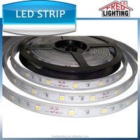 High waterproof rate underwater IP68 5050 30leds/m 12v swimming pool led strip lighting