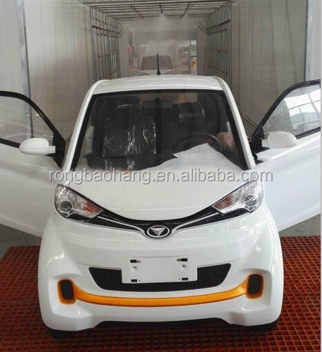 EEC l7e l6e 2 seat electric car 2017