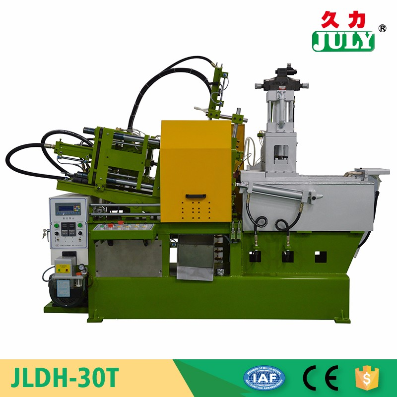 Best price China JULY factory upward scrap copper rod continuous die casting machine