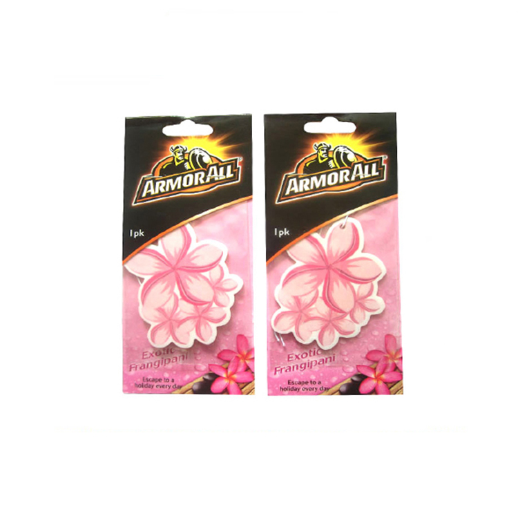 Factory price P58 custom car air freshener