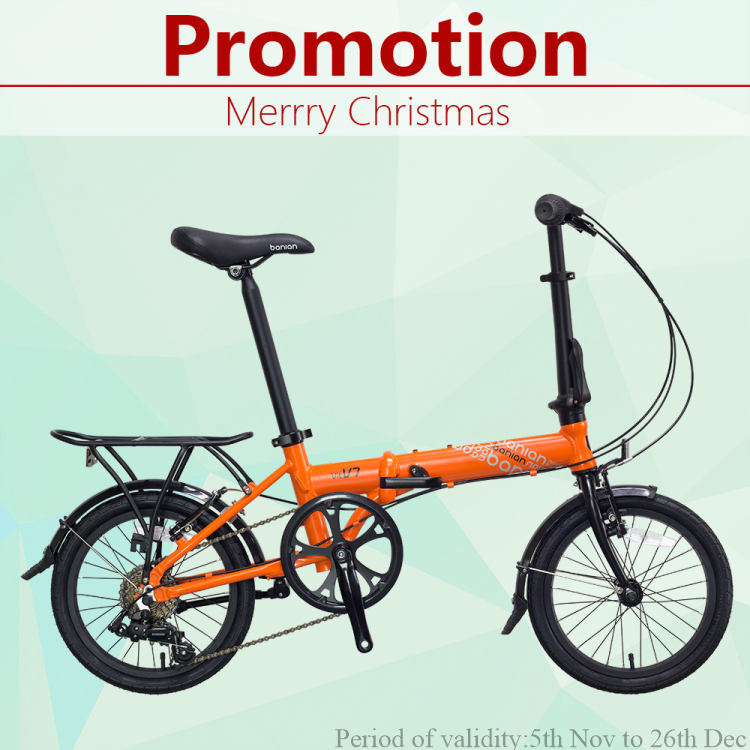 Promotion Product!Experience Banian High Quality <strong>Folding</strong> Bike 16