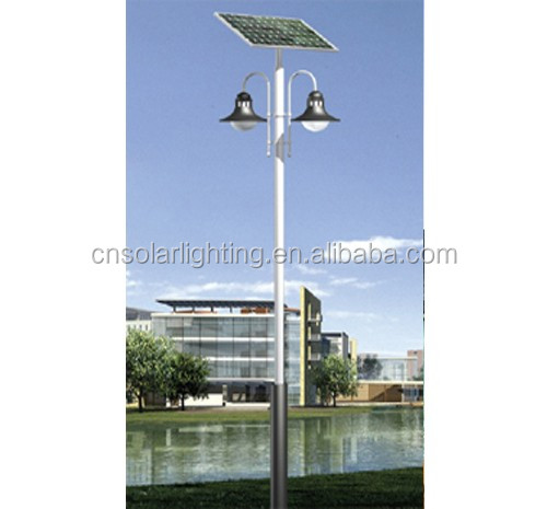 aluminum casing powerful solar mushroom garden light