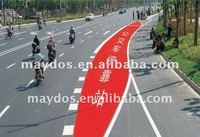 Maydos Asphalt Road Line Marking Coating