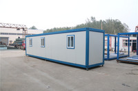 Environmental Furnishing cabin log chinese low cost prefabricated house