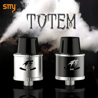 Best Rebuildable tank Totem atomizer/Big vapor rda atomizer/rebuildable dripping atomizer TOTEM