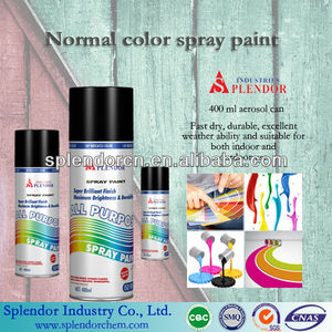 normal color spray paint SP-3001