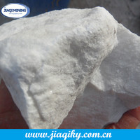 White barite lump/ natural barite mineral for sale/ barite ore lump