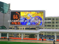 2015 new invention P10/P16P20 led display company