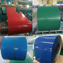 PPGI/PPGL High Quality Long Lifespan Prepainted Galvanized Color Coated Steel Coil Sheet PPGI PPGL Coil for Corrugated Metal Roo