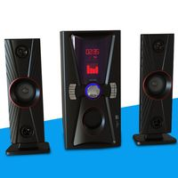 2.1 Active Computer Speaker home theater USB,SD,Bluetooth,Mic,FM Function