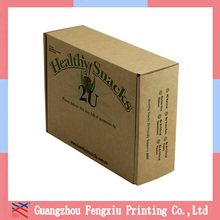 Factory Price Custom Brand Logo Corrugated Paper Shoes Box/Gift Box