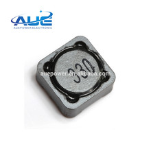 New arrival round coil choke SMD Shielded surface mountable power inductor with Rohs