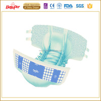 Cheap price soft feeling wholesale OEM factory adult diaper for old men