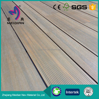 High quality Anti-uv mixed color wpc waterproof floor coating