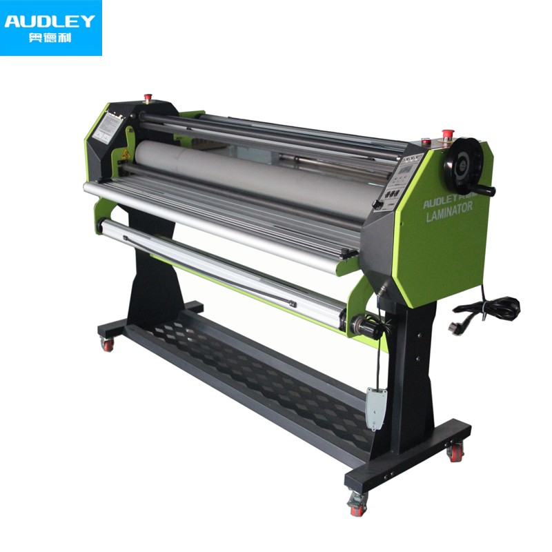 Heating laminator, auto laminating machine 1600mm, auto hot and cold laminator ADL-1600H1
