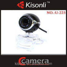 Promotion Gift Webcam usb2.0 pc Camera mini Packing