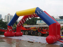 China factory custom made inflatable arch
