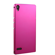 2013 Brand New Aluminum case for huawei ascend p6