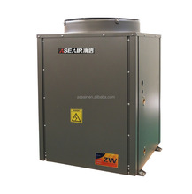 Commercial 10 to100kw Air Source EVI Heat Pump Instant Hot Water Heater