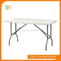 6 ft Family home outdoor furniture,plastic folding dining table,HY-Z183