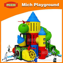 kids plastic playground equipment pirate ship