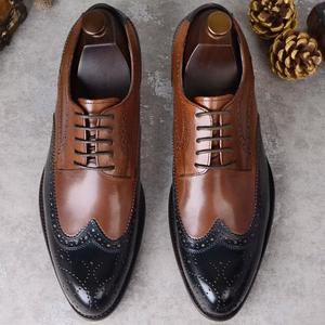 d143d68d4d1 Premium quality italian man dress shoes wedding bridal design genuine leather  mens formal shoes