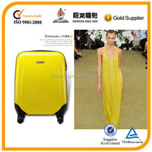 polycarbonate trolley luggage bags /hard shell travel suitcase