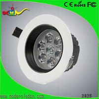 High Class 7w, AC85-265V, RA>80% wwww xxx com led down light