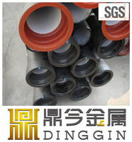 Ductile iron pipe K9 foundry manufacturer