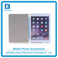 [kayoh] Luxury three folded stand filp leather case for iPad mini 1/2/3