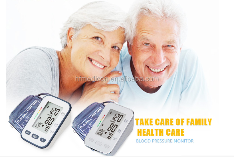 digital blood pressure measuring device / wrist type BPM