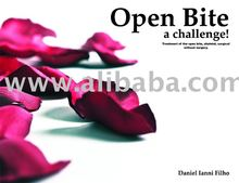 Orthodontic book Open Bite - a Challnege