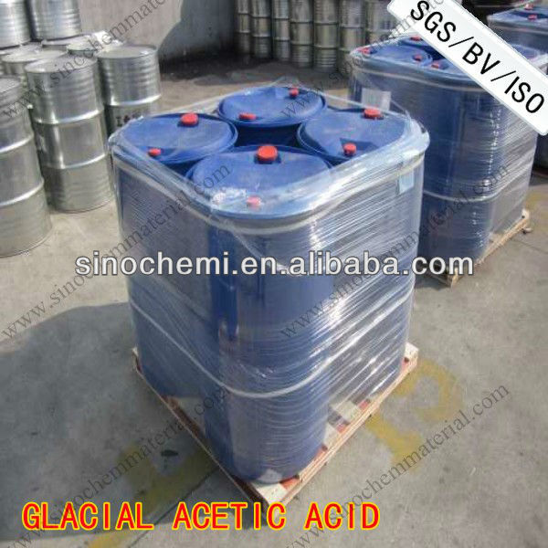 Factory directly raw chemical acetic acid glacial 99.5