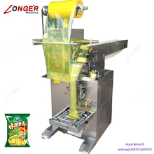 Automatic High Speed Fried Snack Food Potato Chips Bag Packaging Machine Puffed Food Packing Machine For Snack