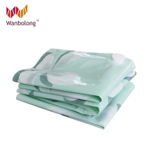 Factory supply high quality vaccum storage bag for clothes and quilt bedding