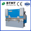 Brand BTMT WC67K Series 6m hydraulic steel sheet bending machine for wholesales