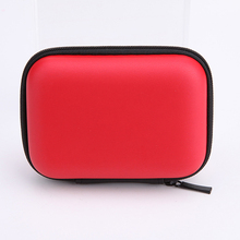PU cover custom OEM EVA Hard Drive Carrying Case
