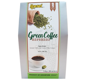 Honsei Strong Aroma Slimming Coffee Instant Green Coffee Powder Prices