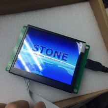 software supported 3.5 inch touch tft lcd display for industrial embedded system&automation controller
