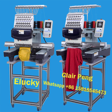 Topper embroidery machine for sale cap t-shirt and flat embroidery