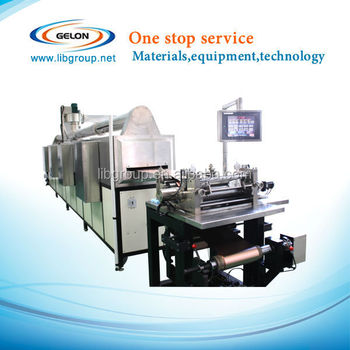 Li Battery Slurry Coater Coating Machine DYG-135-500