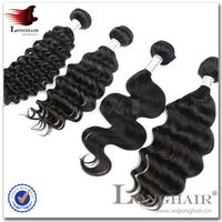 Dyeable New Arrival ! Wholesale 5a Virgin Peruvian Hair Alibaba Express
