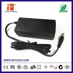 DOE VI / Efficiency Leve 6 !!! AC DC Adapter 24V 2.5A Power Supply Switching 2500mA 24 Volt Adaptor