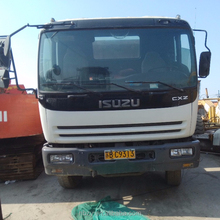 used ISUZU /Hino / Nissan /Volvo dump truck, Used Japanese dump truck for sale/White Color 6x4 Hot Sale Isuzu Japan Used Tipper