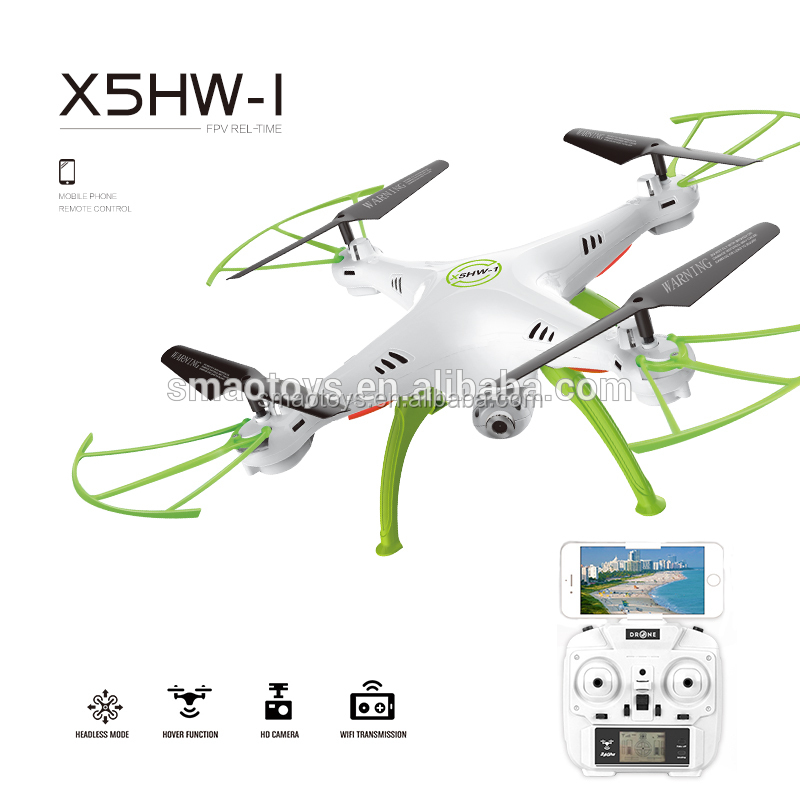 Brand new syma x5hw-1 drone follow me with hd camera and wifi fpv for sale