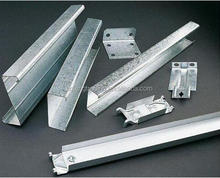 Profile C purlin cold rolled lipped purlin channel types of purlin