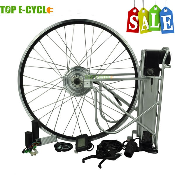 TOP/OEM easy assemble e rocket electric bike e bike kit